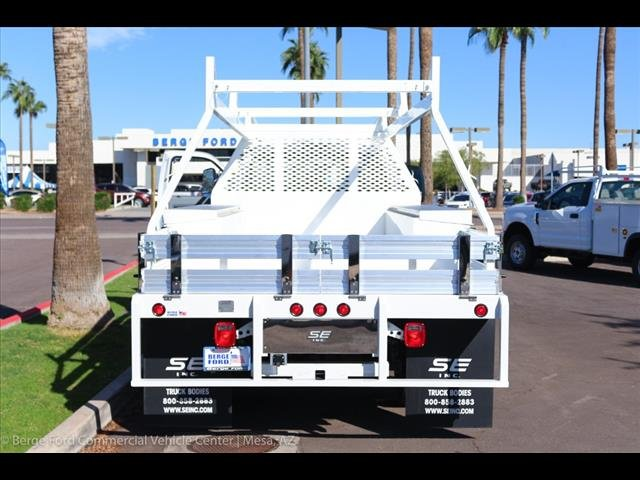 2019 F-650 Crew Cab DRW 4x2,  Scelzi Contractor Body #19P103 - photo 7