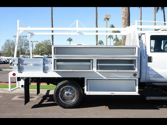 2019 F-650 Crew Cab DRW 4x2,  Scelzi Contractor Body #19P104 - photo 10