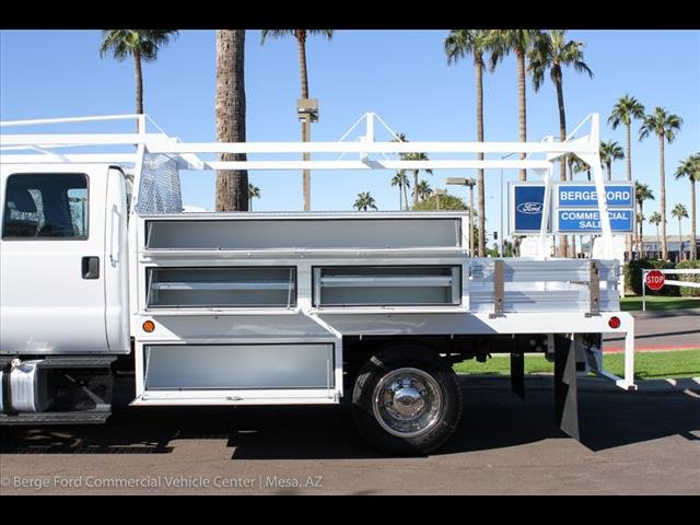 2019 F-650 Crew Cab DRW 4x2,  Scelzi Contractor Body #19P104 - photo 2