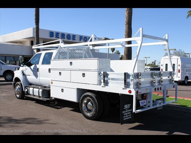 2019 F-650 Crew Cab DRW 4x2,  Scelzi Contractor Body #19P104 - photo 5