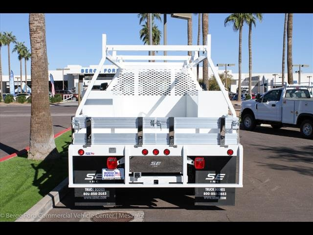 2019 F-650 Crew Cab DRW 4x2,  Scelzi Contractor Body #19P104 - photo 7