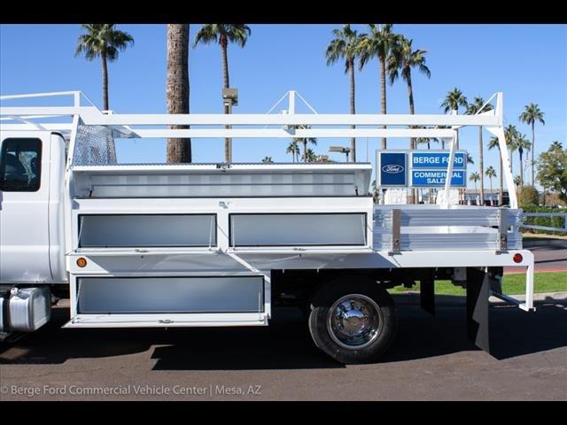 2019 F-650 Super Cab DRW 4x2, Scelzi CTFB Contractor Body #19P127 - photo 2