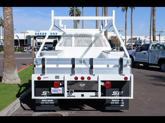 2019 F-650 Super Cab DRW 4x2,  Scelzi CTFB Contractor Body #19P127 - photo 7