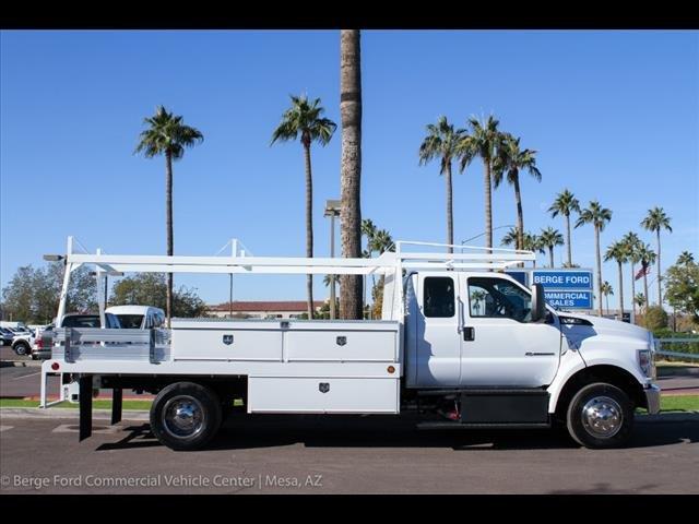2019 F-650 Super Cab DRW 4x2, Scelzi CTFB Contractor Body #19P127 - photo 9