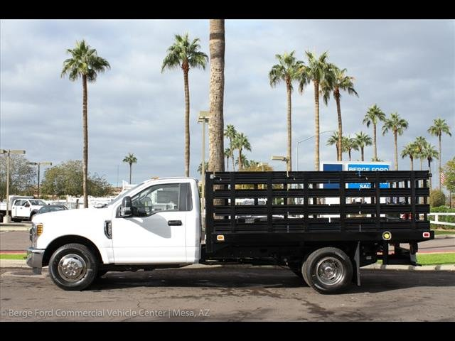 2019 F-350 Regular Cab DRW 4x2,  Knapheide Stake Bed #19P140 - photo 3