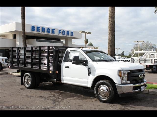 2019 F-350 Regular Cab DRW 4x2,  Knapheide Stake Bed #19P140 - photo 8