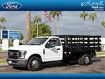 2019 F-350 Regular Cab DRW 4x2,  Knapheide Stake Bed #19P140 - photo 1