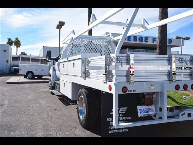 2019 F-650 Crew Cab DRW 4x2, Scelzi CTFB Contractor Body #19P144 - photo 10