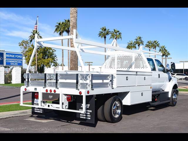 2019 F-650 Crew Cab DRW 4x2, Scelzi CTFB Contractor Body #19P144 - photo 15
