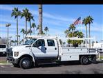 2019 F-650 Crew Cab DRW 4x2, Scelzi CTFB Contractor Body #19P144 - photo 3
