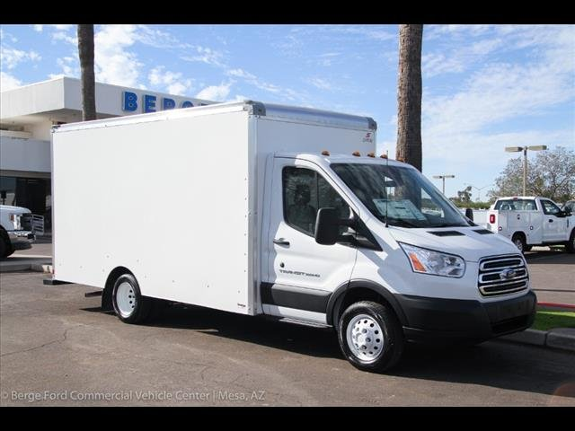 2019 Transit 350 HD DRW 4x2,  Supreme Cutaway Van #19P167 - photo 10