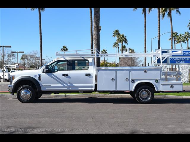 2019 F-450 Crew Cab DRW 4x2,  Royal Service Combo Body #19P193 - photo 4