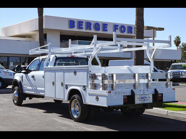 2019 F-450 Crew Cab DRW 4x2,  Royal Service Combo Body #19P193 - photo 6