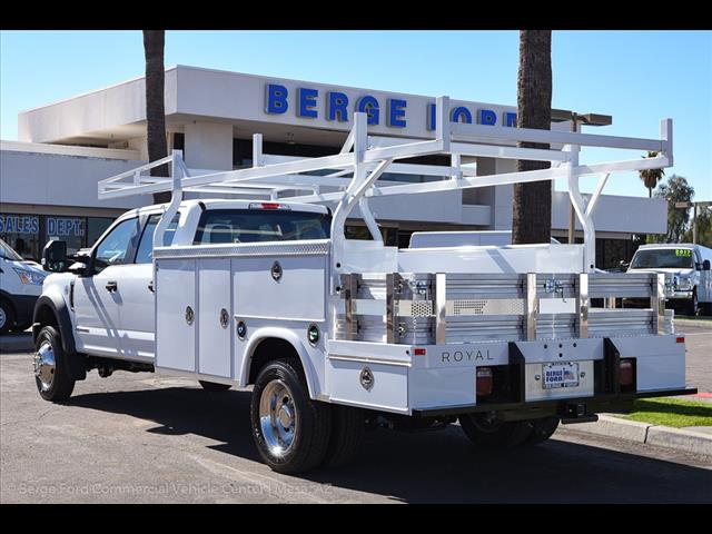 2019 F-450 Crew Cab DRW 4x2,  Royal Service Combo Body #19P193 - photo 9