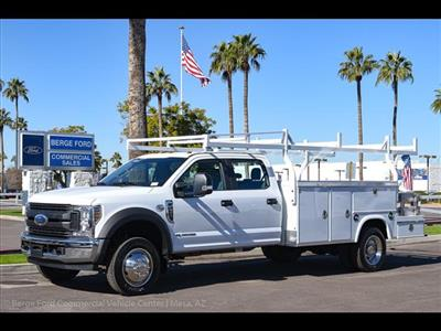 2019 F-450 Crew Cab DRW 4x2,  Royal Service Combo Body #19P193 - photo 1
