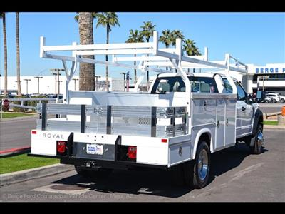 2019 F-450 Crew Cab DRW 4x2,  Royal Service Combo Body #19P193 - photo 11