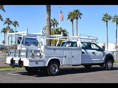 2019 F-450 Crew Cab DRW 4x2,  Royal Service Combo Body #19P193 - photo 12