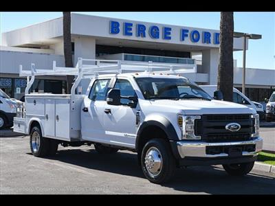 2019 F-450 Crew Cab DRW 4x2,  Royal Service Combo Body #19P193 - photo 18