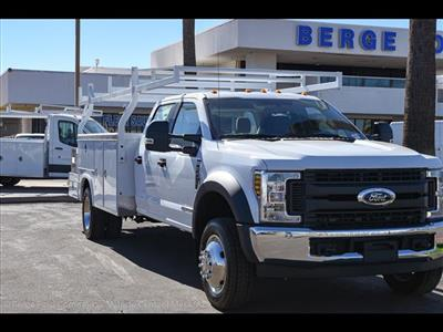 2019 F-450 Crew Cab DRW 4x2,  Royal Service Combo Body #19P193 - photo 19