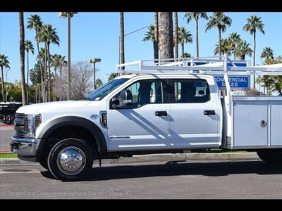2019 F-450 Crew Cab DRW 4x2,  Royal Service Combo Body #19P193 - photo 3