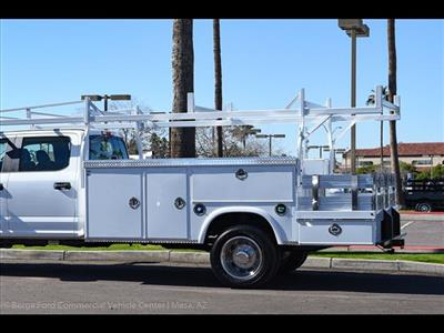 2019 F-450 Crew Cab DRW 4x2,  Royal Service Combo Body #19P193 - photo 5