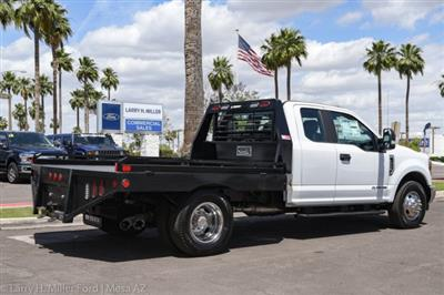2019 F-350 Super Cab DRW 4x2, Hillsboro GII Steel Platform Body #19P283 - photo 12