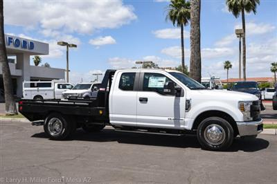2019 F-350 Super Cab DRW 4x2, Hillsboro GII Steel Platform Body #19P283 - photo 14