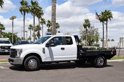 2019 F-350 Super Cab DRW 4x2, Hillsboro GII Steel Platform Body #19P283 - photo 3