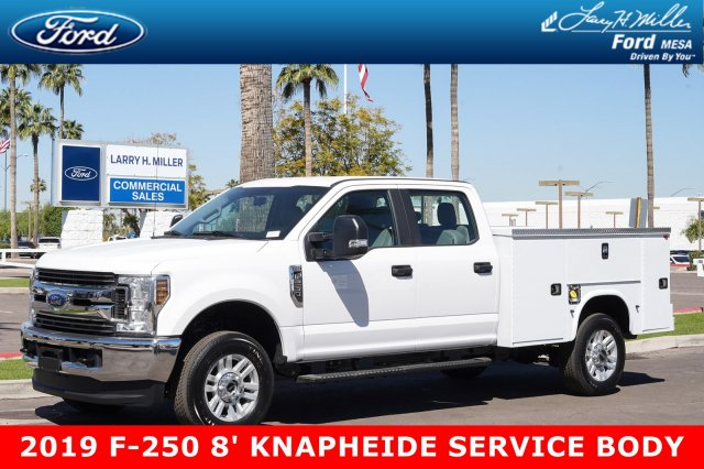 Larry Miller Ford >> New 2019 Ford F 250 Service Body For Sale In Mesa Az 19p298