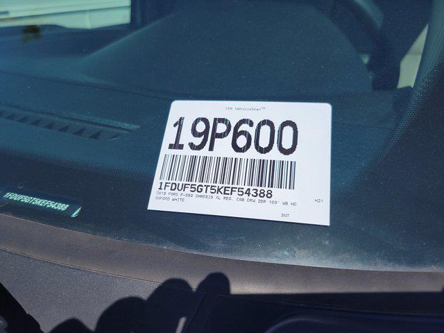 2019 F-550 Regular Cab DRW 4x2,  Milron Service Body #19P600 - photo 28