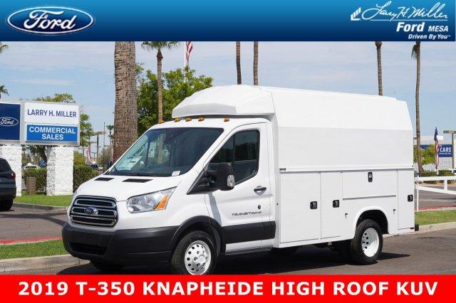 2019 Transit 350 HD DRW 4x2, Knapheide Service Utility Van #19P672 - photo 1