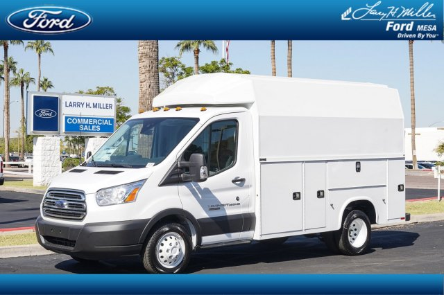 2019 Ford Transit 350 HD DRW 4x2, Knapheide Service Utility Van #19P745 - photo 1