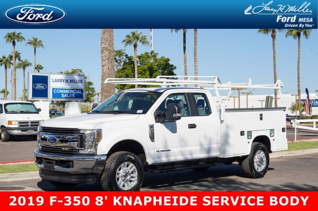 2019 F-350 Super Cab 4x4, Knapheide Service Body #19P764 - photo 1