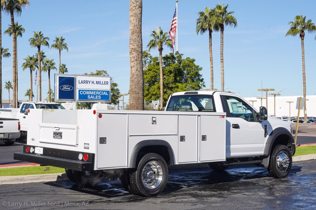 2019 Ford F-450 Regular Cab DRW 4x2, Monroe MSS II Service Body #19P775 - photo 10