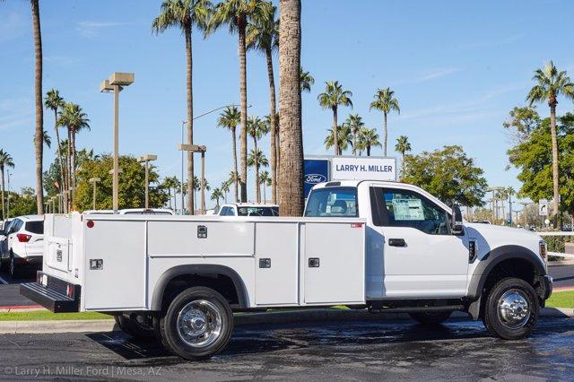 2019 Ford F-450 Regular Cab DRW 4x2, Monroe MSS II Service Body #19P775 - photo 11