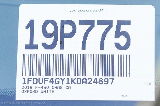 2019 Ford F-450 Regular Cab DRW 4x2, Monroe MSS II Service Body #19P775 - photo 26