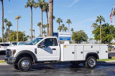 2019 Ford F-450 Regular Cab DRW 4x2, Monroe MSS II Service Body #19P775 - photo 3