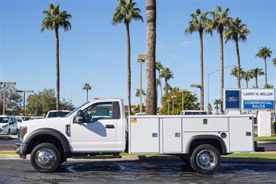 2019 Ford F-450 Regular Cab DRW 4x2, Monroe MSS II Service Body #19P775 - photo 5