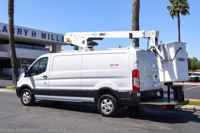 2019 Ford Transit 350 Low Roof 4x2, Versalift Default Upfitted Cargo Van #19P818 - photo 6