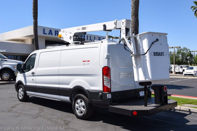 2019 Ford Transit 350 Low Roof 4x2, Versalift Default Upfitted Cargo Van #19P818 - photo 2