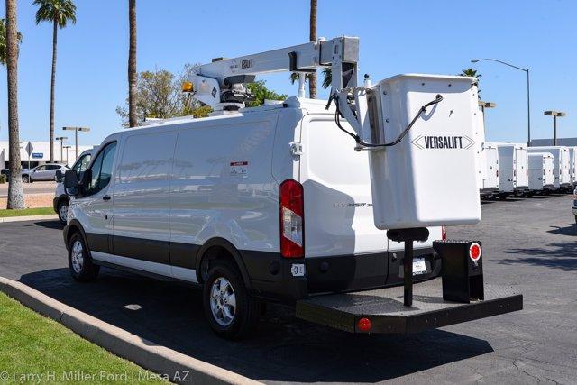 2019 Ford Transit 350 Low Roof 4x2, Versalift Default Upfitted Cargo Van #19P818 - photo 8