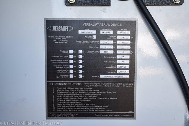 2019 Ford Transit 350 Low Roof 4x2, Versalift Default Upfitted Cargo Van #19P818 - photo 21