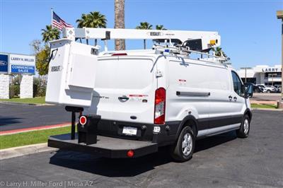 2019 Ford Transit 350 Low Roof 4x2, Versalift Default Upfitted Cargo Van #19P818 - photo 10