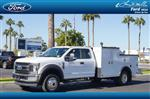 2019 F-450 Super Cab DRW 4x4, Reading Service Body #19P830 - photo 1