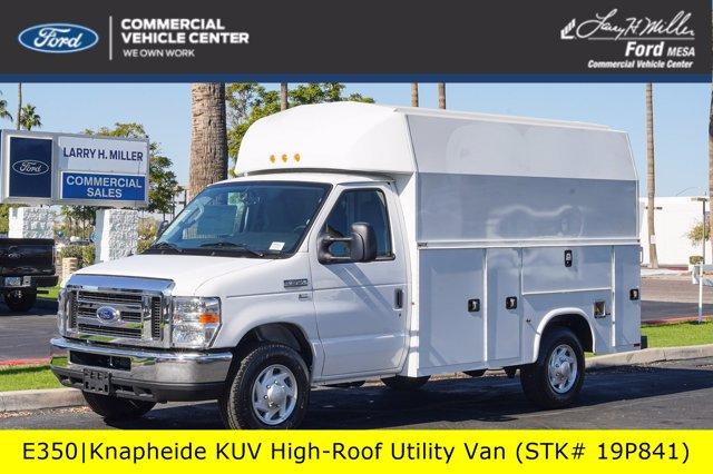 2019 E-350 4x2, Knapheide Service Utility Van #19P841 - photo 1