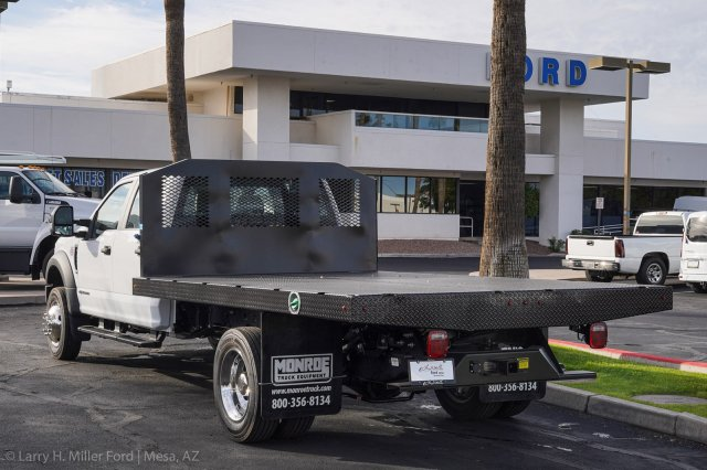 2019 Ford F-450 Crew Cab DRW 4x2, Monroe Platform Body #19P851 - photo 1