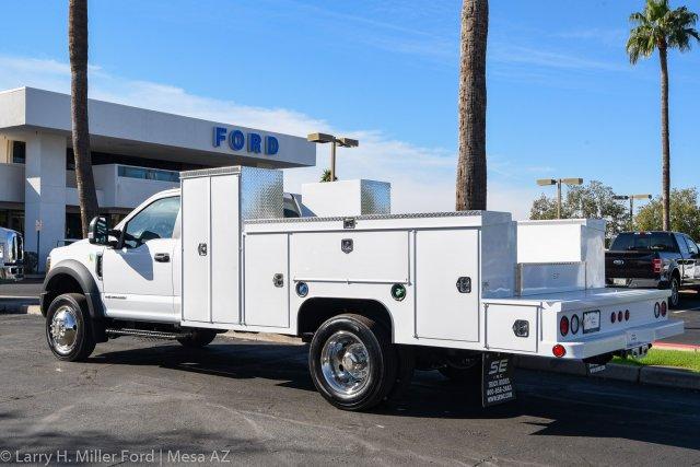 2019 Ford F-550 Regular Cab DRW 4x2, Scelzi Welder Body #19P897 - photo 1