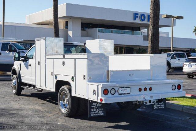 2019 Ford F-550 Super Cab DRW 4x2, Scelzi Welder Body #19P961 - photo 1