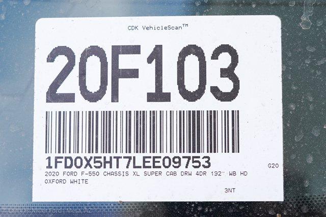 2020 Ford F-550 Super Cab DRW 4x4, Arbortech Chipper Body #20F103 - photo 31