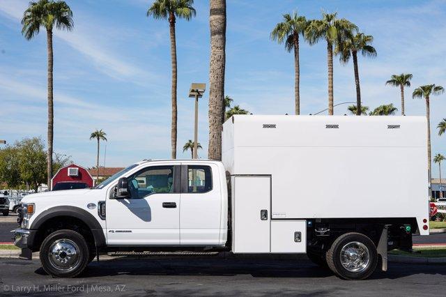 2020 Ford F-550 Super Cab DRW 4x4, Arbortech Chipper Body #20F103 - photo 5